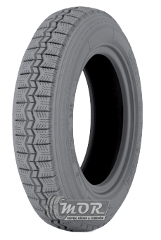 125R12 62S TL Michelin X 125SR12, 125/80R12