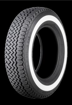 185R15 93H TL Michelin XVS Orig. Weißwand 37,5mm 185R380, 185/80R15, 185HR15
