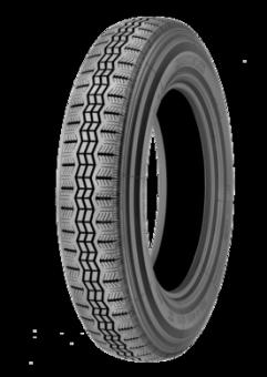 155R14 80T TL Michelin X 155/80R14