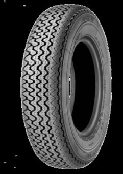 155R15 82H TT Michelin XAS 155R380, 155/80R15