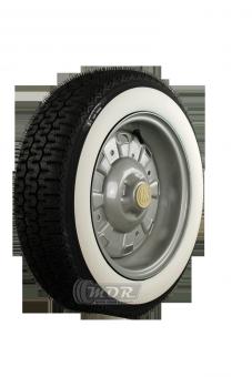 145/70R12 62S TL Michelin XZX ca. 40mm  MOR-Classic Weißwand