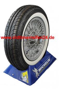 165/70R13 79T TL Michelin Energy E3B1 ca. 40mm MOR-Classic Weißwand