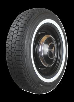 6.40/7.00R13 87S TL Michelin ZX ca. 25mm MOR-Classic Weißwand