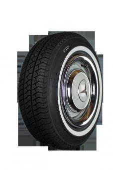185R14 90H TL Michelin MXV-P ca. 25mm MOR-Classic Weißwand