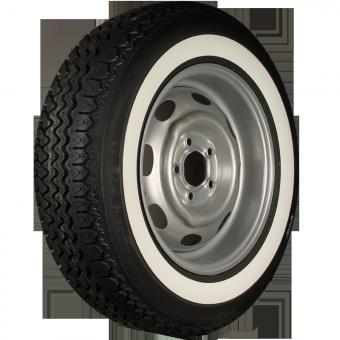 185R15 93V TL Michelin XVS ca. 40mm MOR-Classic Weißwand