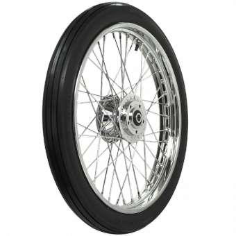 2.75-21 45S Firestone Ribbed M/C Front