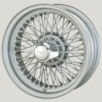5.5X15 XW5720 TL, silber, R42, 70 Speichen Curly Hub MWS