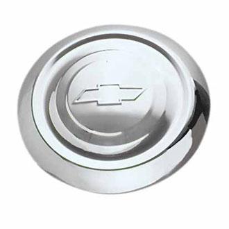 52´ Chevy Cap verchromt 7 1/2´´ back dia. SKU: 1005