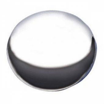 Baby Moon Cap 11 7/8´´ back I.D. neutral chromed