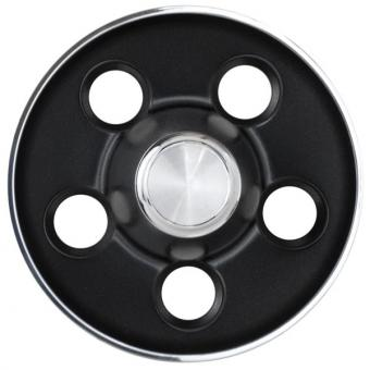 Mopar Rallye Cap - LK 5x4´´ dark grey (2027)