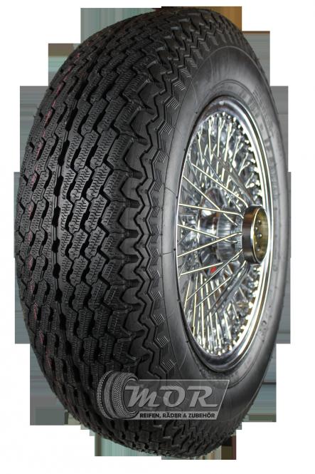 XW472C Speichenrad 5.0x15 MWS chrom 185R15 91V TL Dunlop Aquajet Komplettrad inkl. Montage und Wuchtung