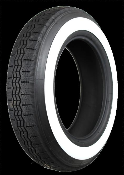 165R400 87S TT Michelin X-Stop Orig. Weißwand 50mm 165SR400, 165X400, 165-400