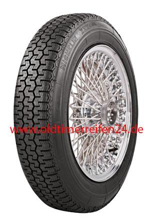 165R15 86S TL Michelin XZX