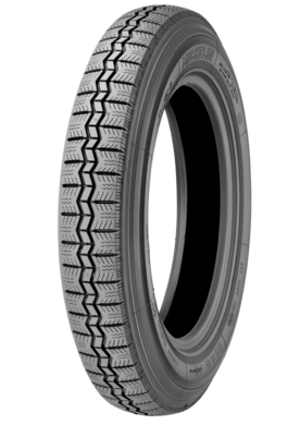125R15 68S TL Michelin X 125/90R15