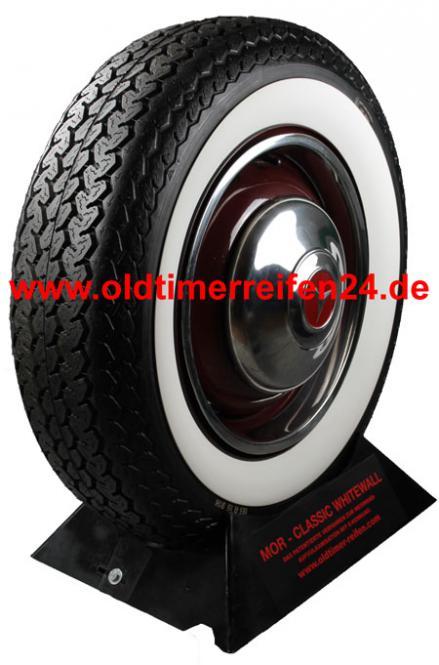 165R15 86H TL Vredestein Sprint Classic ca. 60mm MOR-Classic Weißwand