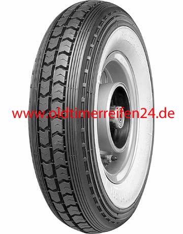 4.00-8 55J TT Continental  LB Weißwand