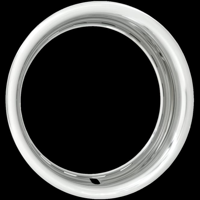 Trim Ring 15´´ Round 2 1/2´´ deep  SS SKU: 3001-A