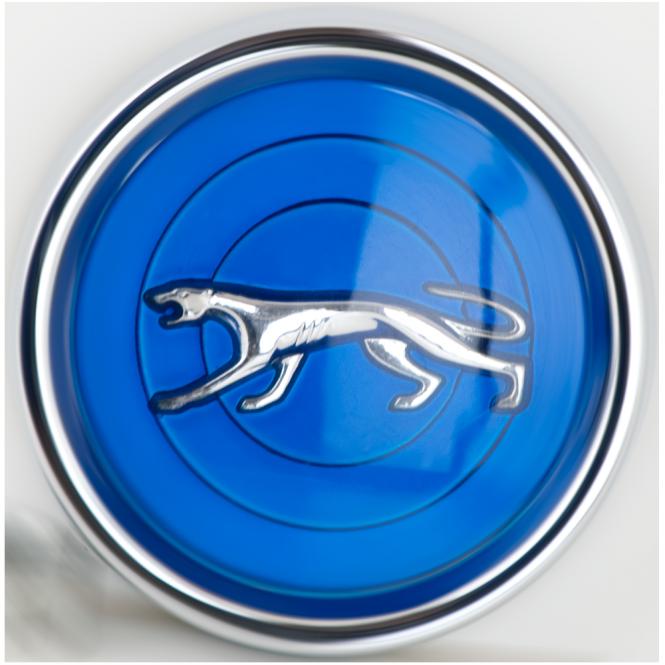 Mercury Cougar Cap - ´69-´70 Blue #679CCC