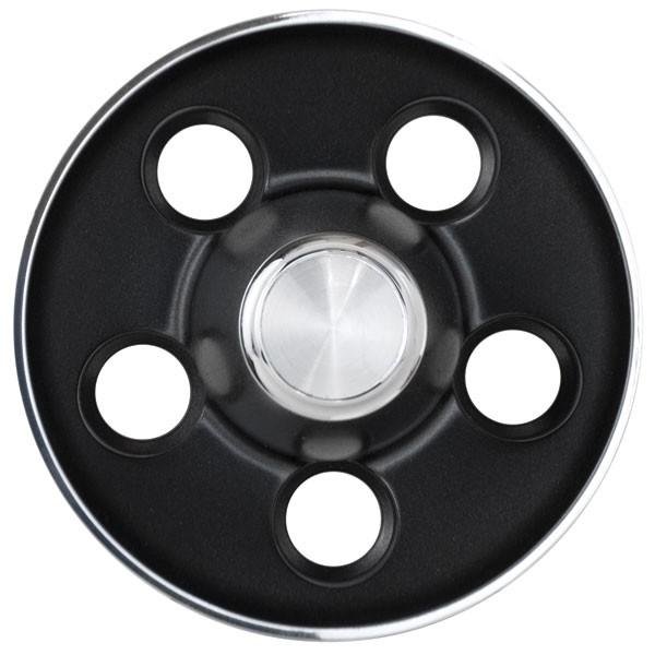 Mopar Rallye Cap - LK 5x4,5´´ dark grey
