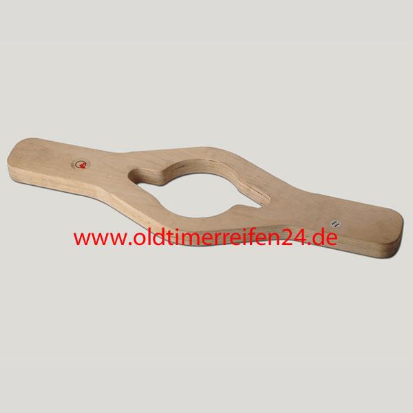 Holz-Schlüssel 2 Flügel R-52 MWS