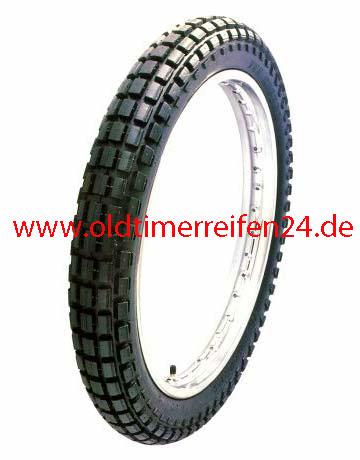Müncher Oldtimer Reifen - MOR - Reifen für Ihren Oldtimer | 2 50-17